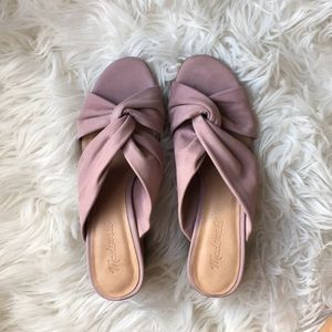 Madewell Sari crisscross sandals